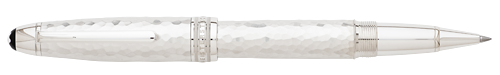 Hammered LeGrand Sterling Silver finish - LeGrand Rollerball  (Reg: $1,320) shown