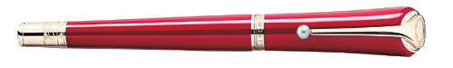 Red finish - Rollerball  (Reg: $830) shown