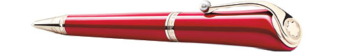 Red finish - Ball Pen   (Reg: $680) shown