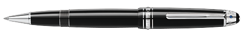 Platinum-Coated  finish - LeGrand Rollerball  (Reg: $625) shown