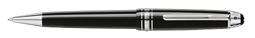 Platinum-Coated   finish - Midsize Ball Pen  (Reg: $530) shown