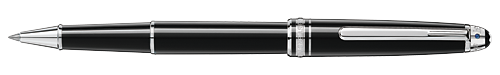 Platinum-Coated finish - Classique Rollerball  (Reg: $565) shown