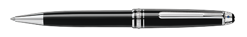 Platinum-Coated finish - Classique Ball Pen  (Reg: $505) shown