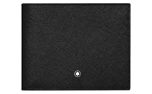 Black/Indigo- 6 CC finish - Wallet - #116326 shown
