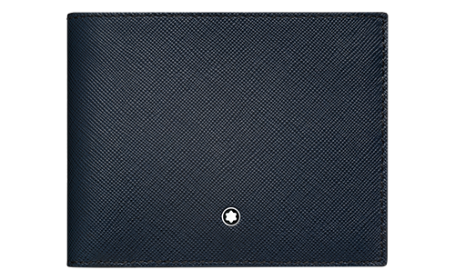 Black/Flannel - 6 CC finish - Wallet - #116328 shown