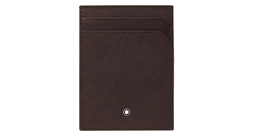 Brown - 4 CC finish - Pocket with ID Card Holder - #116341 shown