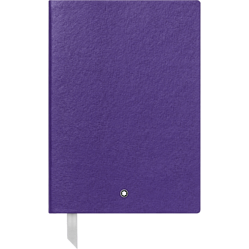 #146 Purple Lined - 192 Pages 6x 8.2 in. finish - Purple Lined Notebook shown