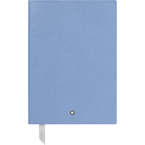 #146 Light Blue Lined - 192 Pages 6x 8.2 in. finish - Light Blue Lined Notebook shown