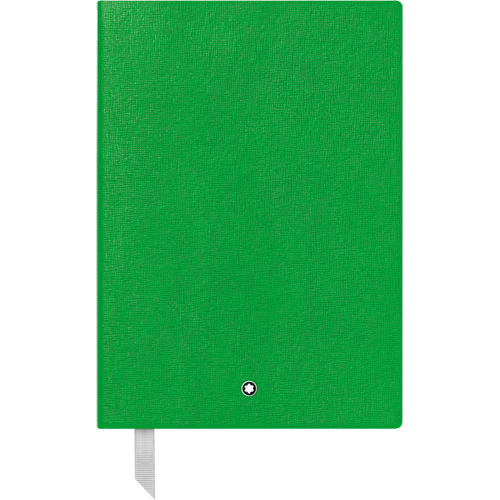 #146 Green Lined - 192 Pages 6x 8.2 in. finish - Green Lined Notebook shown