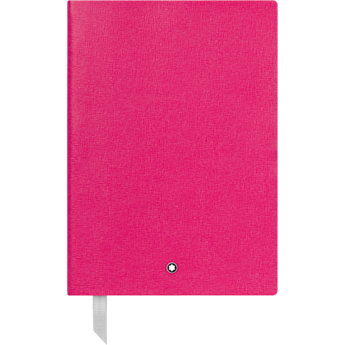 #146 Pink Lined - 192 Pages 6x 8.2 in. finish - Pink Lined Notebook shown