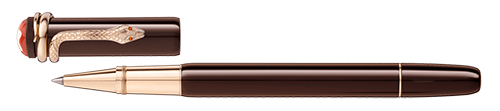 Tropic Brown finish - Rollerball (Reg: $660) shown
