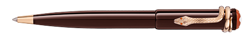 Tropic Brown finish - Ball Pen (Reg: $540) shown