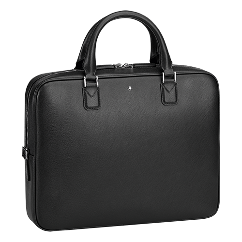 Black   finish - Slim Document Case- #116756 shown