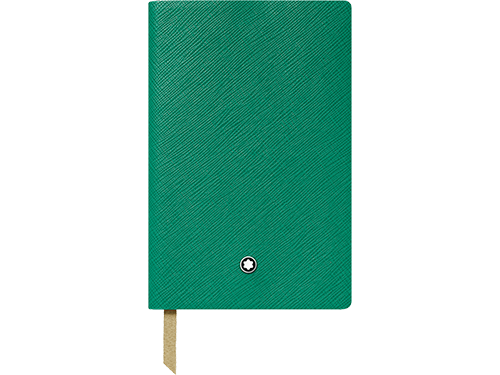 #148 Notebook Emerald Green - Lined - 140 Pages - 3.5 x 5.5 in.(June Release) finish - Emerald Green Lined Notebook shown