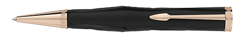 Montblanc Limited Editions - Homer Writers Edition - Year: 2018 - Black  - Edition: 10,300 Ballpoints - Ballpoint  (Reg: $915)