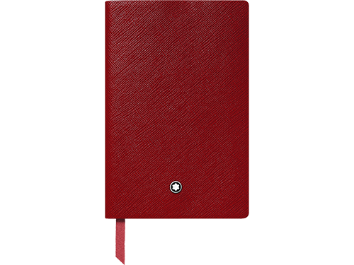 #148 Notebook Red - Lined - 140 Pages - 3.5 x 5.5 in.(June Release) finish - Red Lined Notebook shown