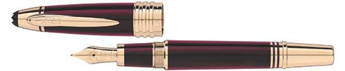 Montblanc - John F. Kennedy - Burgundy  118051 Fountain Pen
