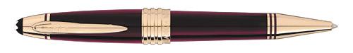 Montblanc - John F. Kennedy - Burgundy  (#118083) Ball Pen