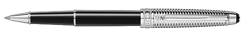 Platinum Coated Doue   (Reg: $710) finish - Classique Rollerball (#118079) shown