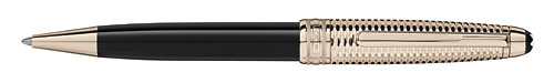 Champagne Gold Coated Doue  (Reg: $670) finish - Classique Ball Pen  (#118095) shown