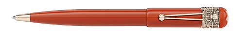 Coral finish - Ball Pen  shown