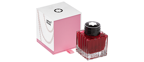 Pink Pearl finish - Ink 50 mL shown