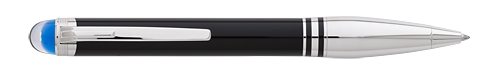 Montblanc - StarWalker Doue - Black/Platinum Coating (#118873) Ball Pen