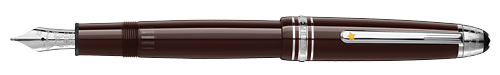 Brown finish - LeGrand Fountain Pen(Reg: $770) shown