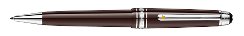 Brown finish - Midsize Ballpoint(Reg: $500) shown