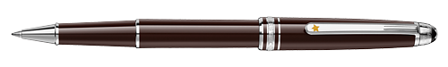 Brown finish - Classique Rollerball(Reg: $530) shown