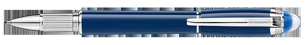 Montblanc - StarWalker Blue Planet - Resin    (#125291) Fineliner/Rollerball  (Reg: $435)