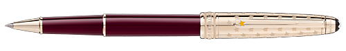 Doue Burgundy     finish - Classique Rollerball   shown