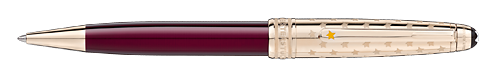 Doue Burgundy  finish - Classique Ballpoint   shown