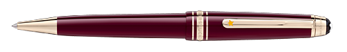 Burgundy    finish - Midsize Ballpoint  shown