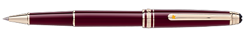 Burgundy   finish - Classique Rollerball   shown