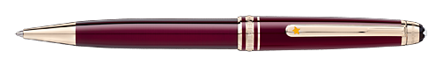 Burgundy   finish - Classique Ballpoint   shown