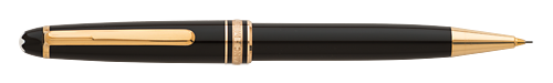 Black with Gold Trim(#12746) finish - Classique Pencil #165  (Reg: $420) shown