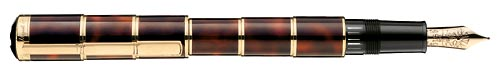 Montblanc Limited Editions - Cervantes - Year: 2005 - Edition: 13,000 Pens - Fountain Pen