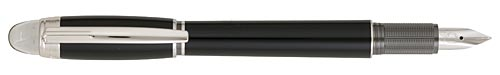 Black Resin finish - Fountain Pen  (Reg: $560) shown