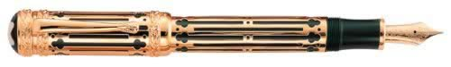 Montblanc Limited Editions - Peter I The Great - Year: 1997 - Edition: 4,810 Pens - Fountain Pen