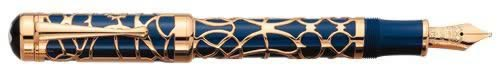 Montblanc Limited Editions - Prince Regent - Year: 1995 - Edition: 4,810 Pens - Fountain Pen