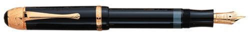 Montblanc Limited Editions - Voltaire - Year: 1995 - Edition: 15,000 Individual Fountain Pens - Fountain Pen
