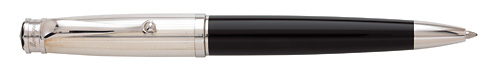 Black & Pinstripe   finish - Ball Pen shown