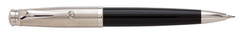 Black & Satin finish - Pencil 0.7mm shown