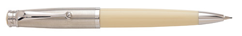 Ivory & Satin   finish - Pencil 0.7mm shown