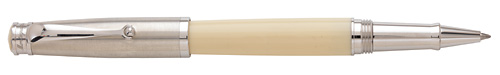 Ivory & Satin  finish - Rollerball shown