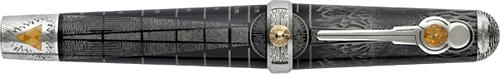 Montegrappa - Alchemist - Resin/Sterling Silver Fountain Pen  (Reg: $6,100)