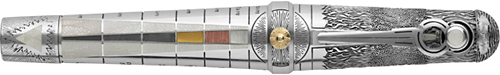 Air-Sterling Silver/Enamel finish - Fountain Pen  (Reg: $10,000) shown