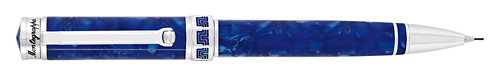 Cobalt Blue finish - Pencil 0.7mm shown