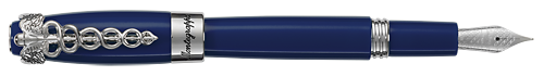 Navy Blue finish - Fountain Pen shown